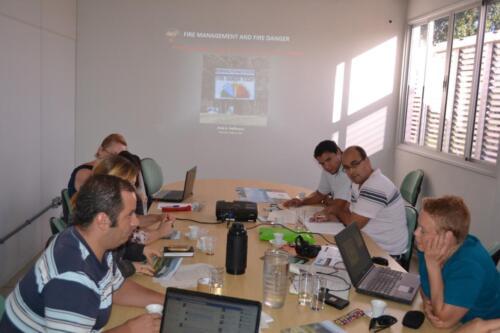 Reunião de projeto